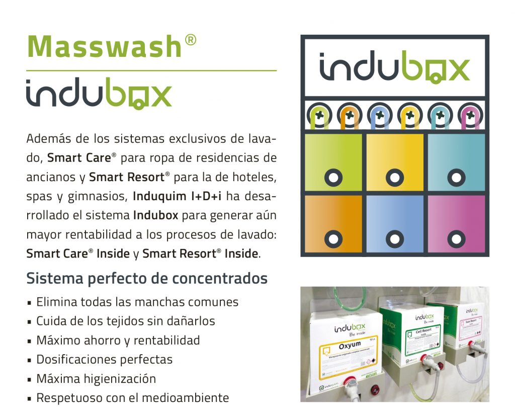 Indubox - El sistema perfecto de concentrados